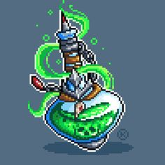 Really enjoying these pixel potions lately Since I turned the stamina potion yellow, I couldn't resist making a green poison potion Pixel Kawaii, Arte 8 Bits, Pixel Art Games, D&d Dungeons And Dragons, Art Challenge, Pattern Art, Animal Crossing, Game Art, Art Reference