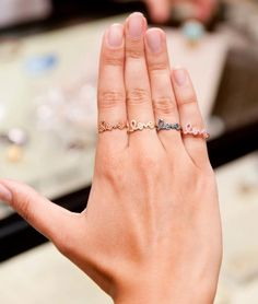 WANT: Sydney Evan Love Rings!
