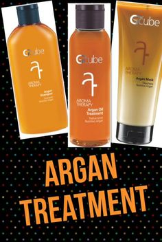 Argan Treatment