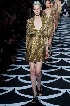 Diane von Furstenberg   Fall 2014 Ready-to-Wear Collection   Style.com