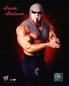 Scott Steiner. BIG POPPA PUMP! :-D   Big Poppa Pump Scott ...