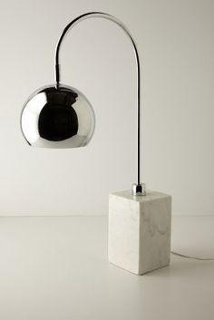 Handmade Carrara Lamp