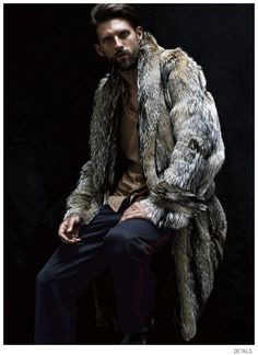 RJ Rogenski Models Fall Furs for Details September 2014 Issue image RJ Rogenski Details September 2014 Fall Fur Fashions 001