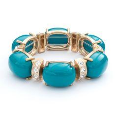 Bejeweled bracelets provide essential elegance. #JustForMom #Kohls