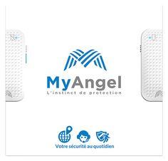 My Angel est un service personnel de protection et de sécurité, géolocalisation respectueuse