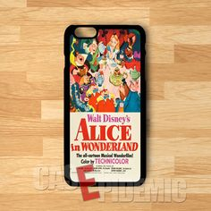 Alice in wonderland Vintage Cover gathering for some meal -srrw for iPhone 4/4S/5/5S/5C/6/ 6+,samsung S3/S4/S5/S6 Regular,samsung note 3/4