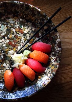 Sushi - Visit http://asiaexpatguides.com to make the most of your experience in Japan!