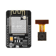 WiFi + bluetooth Camera Module Development Board With Camera Module Geekcreit for Arduino - products that work with official Arduino boards - PriceTug. Wi Fi, Technology Support, Development Board, Software Development, Serial Port, Small Camera, Electronics Projects, Electronics Sale, Security Camera