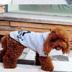 Dog Clothes Pets Coats Soft Cotton