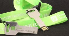 Key Style Custom USB Drive ... would love the opportunity and reason to order these some day