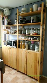 Awesome Kitchen Pantry Cabinet Ikea