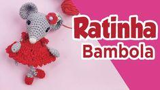 Crochet Patterns Amigurumi, Amigurumi Doll, Knit Crochet, Crochet Hats, Youtube Dolls, Crochet Pokemon, Miniatures, Knitting, Crochet Doll Clothes