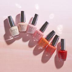 OPI's shades of summer!