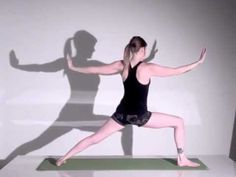 TOTAL TRANSFORMATION POWER YOGA FLOW FOR LEGS, THIGHS, GLUTES, LOWER BACK, CORE AND ARMS!