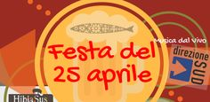 Il #25aprile Premiata #Pizzeria #Sardasalata organizza a #Licata una giornata all'insegna della #cultura, del buon #cibo, ma anche della #natura, della #musica e del #divertimento. #eventi #festa #direzionesud #grigliata #birre