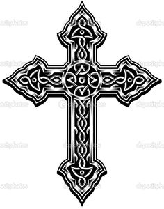 free images of celtic cross tattoos - Google Search