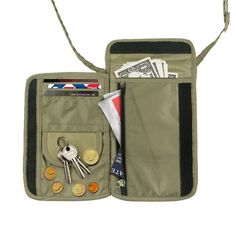 Neck Pouch Money Belt Wallet for Passport Carrying and Valuables Hiding *** This is an Amazon Affiliate link. Check out the image by visiting the link.