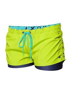 Beach gals, rejoice: the wear-all-the-time Everywhere Board Short ($58) from Roxy, with its spandex underliner and stay-put drawstring, keeps you covered whether you're stand-up paddleboarding, surfing, or running on the beach.