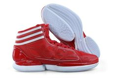 best sneakers 92181 252bf Adidas Adizero Crazy Light Derrick Rose Shoes Red White Derrick Rose, New  Basketball Shoes,