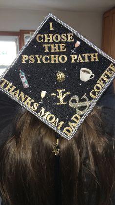 Psychology Grad Cap…