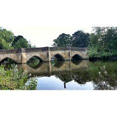 Bakewell in Derbyshire, Derbyshire