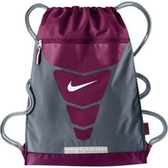Nike Vapor Gymsack Backpack -- Don't get left behind, see this great outdoor item : Hiking backpack Camping And Hiking, Hiking Gear, Nike Sports Bag, Best Hiking Backpacks, Non Woven Bags, Nike Bags, Outdoor Backpacks, Nike Vapor, Sport Wear