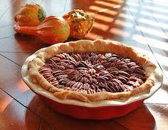 Southern Deep Dish Pecan Pie