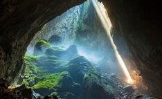 Hang Son Doong. Vietnam. La plus grande grotte du monde. 1991