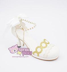 [Reservation] Sailor Moon Princess Serenity Shoes SP168004