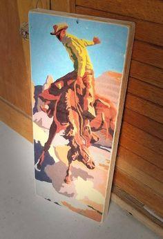 Vintage Western Decor, Country Western Decor, Western Bedroom Decor, Western Art, Cowboy Bedroom, Western Bedrooms, Cowboy Home Decor, Victorian Fabric, Interior Room Decoration