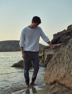 Summer in Ibiza: Garrett Neff for Código Único - The Fashionisto