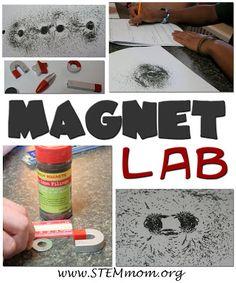 Magnet Lab Logo