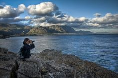 Scanning the horizon for whales – Blog – South African Tourism