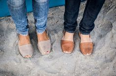 Avarcas, Menorcan sandals
