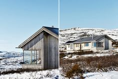 Cabin with alpine charm in Norway | NordicDesign