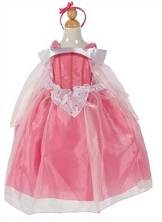 Quality costumes like this are hard to find and if kept properly can be reused more than once. Buy one for her today