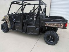 New 2017 Polaris RANGER CREW 1000 - 6 PASSENGER / PO ATVs For Sale in Alabama. 2017 POLARIS RANGER CREW 1000 - 6 PASSENGER / PO,