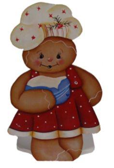 Porta papel toalha em MDF da Ginger, um personagem muito simpático e levado.  Eles estão enfeitados para o Natal. R$ 50,00