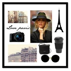 """love paris & travel."" by aura-helena-avila-motta on Polyvore featuring Sony, Homage, Lancaster and Miu Miu"