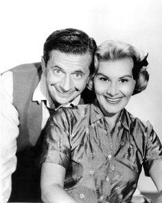 Buddy Sorrell and Sally Rogers - The Dick Van Dyke Show 1961-1969