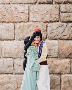 Aladdin And Jasmine, Princess Jasmine, Arabian Princess, Disney Face Characters, Disney Aesthetic, Princess Costumes, Wedding Goals, Disney Princesses, Disney Parks