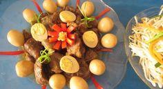 Bắp bò kho trứng cút | Món ngon mỗi ngày | Món ăn ngon | Món ngon Việt Nam