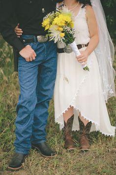 Our Simple Farm: The First Wedding on our Farm