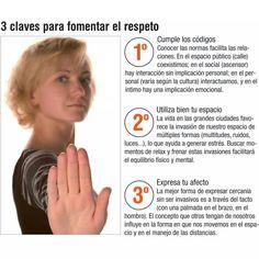 3 claves para fomentar el respeto.