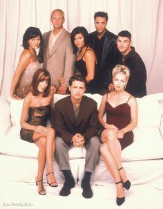 Beverly Hills 90210 - 10 years of my life was dedicated to this show.