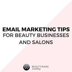 Let's have a little heart-to-heart about the BEAUTY of email marketing, an often overlooked tool of a salon's business strategy. Email marketing for salons is a powerful asset for customer relationship building, marketing, and brand loyalty. In the competitive salon industry each and every client is an asset, and the retention of that asset is extremely valuable ($$$$). Social Marketing, Business Marketing, Business Tips, Salon Promotions, Relationship Building, Social Media Tips, Loyalty, Salons, Heart