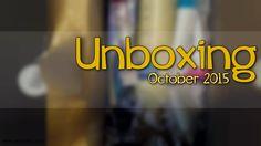 [UNBOXING] LivBox October 2015