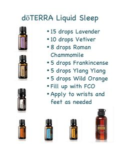 I recently discovered dōTERRA essential oils via a friend. I just wanted to share a few of my favorite blends. doTERRA Liquid Sleep to help you relax and get a great night of sleep #doTERRALiquidSleep