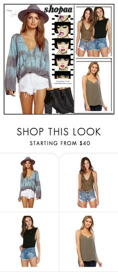 """Shop AA Sponsored 'Summer themed' contest."" by aida-ida on Polyvore featuring Anja"