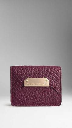 Burberry ID Card Case